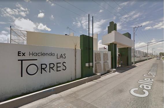 Excelente Inmueble En Ex Hacienda De Las Torres-hidalgo.