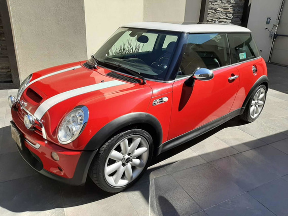 Mini Cooper 1.6 S Hot Chili 6vel Aa Piel Qc Mt 2005