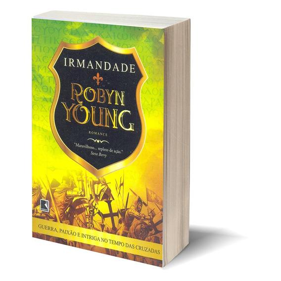 Livro Irmandade Robyn Young Romance Guerra Paixão Vol. 1