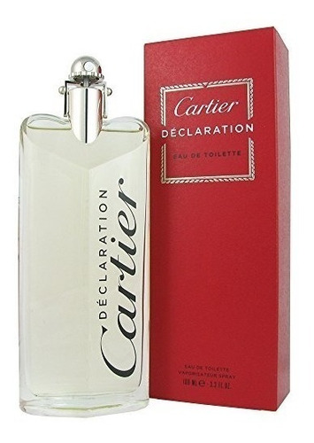 Perfume Locion Declaracion Hombre 100% - L a $1950