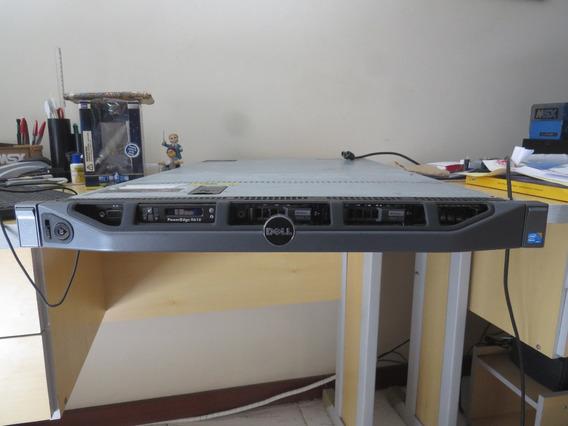 Servidor Dell Poweredge R610 2 Xeon Ht 4 Hds Sas 500 Gb