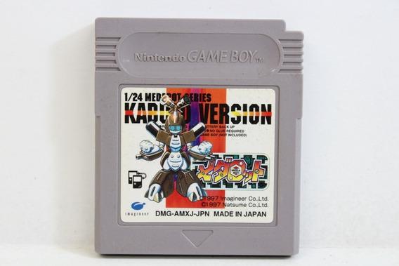 Cartucho Medarot: Kabuto Version Gameboy Color Original