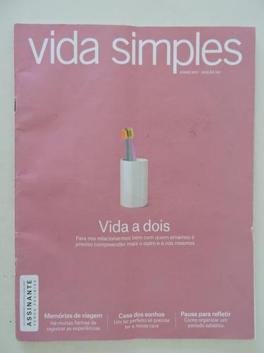 Imagem 1 de 4 de Vida Simples #184 Vida A Dois