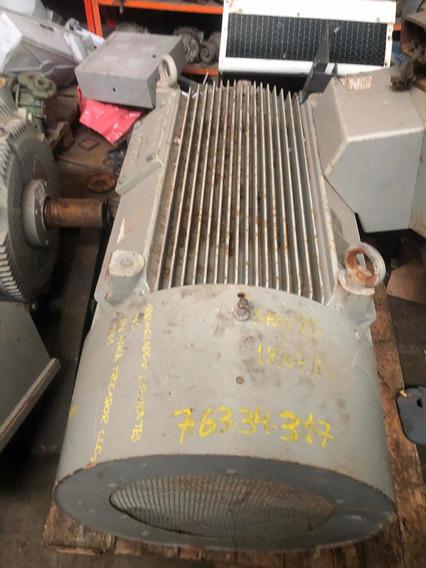 Motor Elétrico 400 Cv 6 Polos 1.150 Rpm