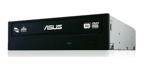 Drive Gravadora Sata Dvd+cd Preto Asus - Drw-24f1st/bl