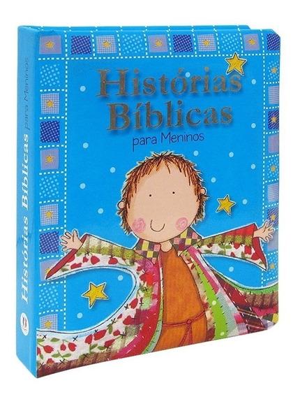 Bíblia Infantil Para Crianças - Menino