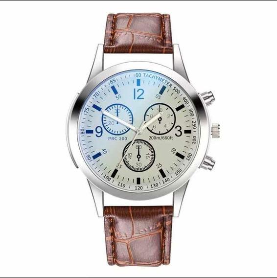 Relógio Masculino Casual Luxo Original