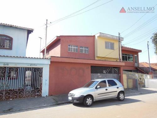 Salão À Venda, 360 M² Por R$ 1.200.000,00 - Vila Dusi - São Bernardo Do Campo/sp - Sl0353