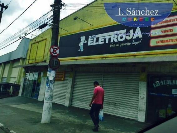 Salão Comercial Para Locação Em Itaquaquecetuba, Jardim Odete - 833_1-711382