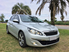 Peugeot 308 New Active 2016 Automatico 1.6 Turbo 22.000 Km