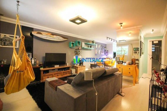 Casa Com 2 Dormitórios À Venda, 88 M² Por R$ 350.000 - Santa Felicidade - Almirante Tamandaré/pr - Ca0328