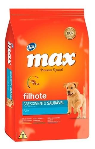 Max Cachorro Premium Esp Pollo 20 Kg - kg a $11000