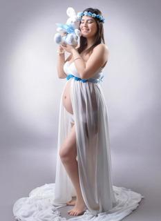 venta más caliente 100% de satisfacción Boutique en ligne Vestidos Para Sesion De Fotos Embarazada en Mercado Libre ...