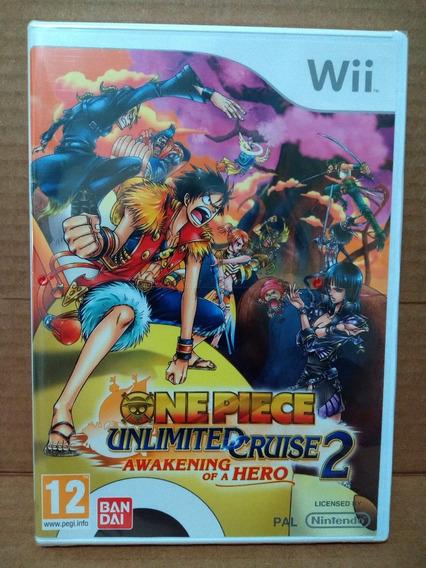 One Piece Unlimited Cruise 2 - Nintendo Wii - Pal Lacrado