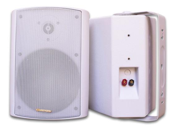 Caixa Soundvoice Ot65b Branca 70w
