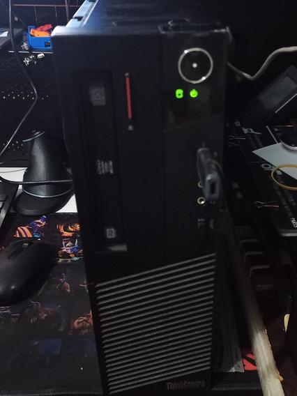 Pc Lenovo Thinkcentre M93p I5-4570 8gb Hd 500gb Léia Descriç