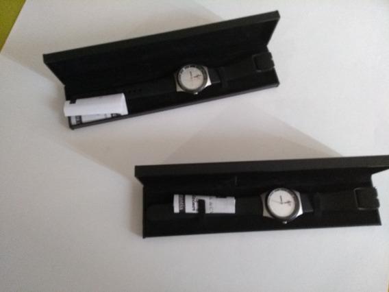 Reloj De Pulso Marca Steiner Dos Piezas