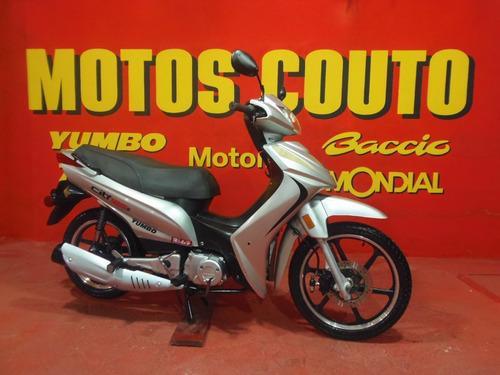 Yumbo City 2 125 Impecable === Motos Couto ===