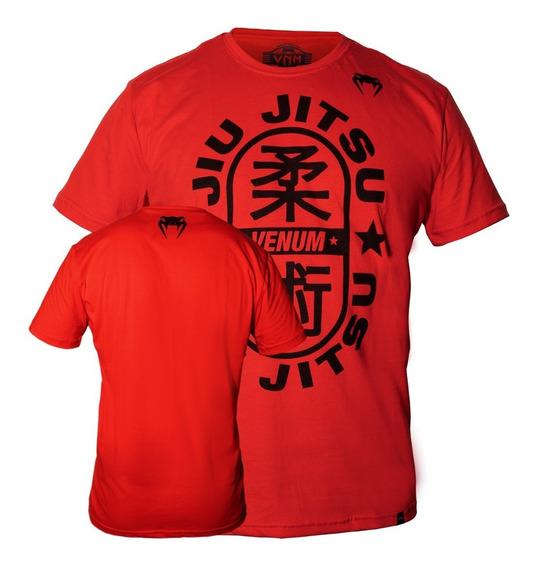 Camiseta Venum Jiu Jitsu Star