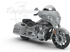Indian Chieftain , Motorcycle, Chopper , Classic