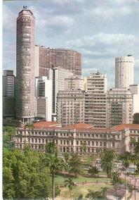 Cartão Postal Antigo São Paulo Ed Itália Ed Copan Anos 70.