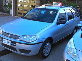 Fiat Palio Weekend Elx 1.4 C/gnc 2007