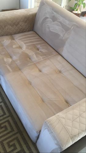 Imagem 1 de 2 de Higienização De Estofados