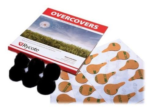 Imagen 1 de 2 de Rycote Overcovers 6 Unidades Wind Covers Deadcat Stickies
