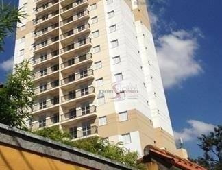 Imagem 1 de 4 de Apartamento Com 3 Dormitórios À Venda, 66 M² Por R$ 550.000,00 - Santana (zona Norte) - São Paulo/sp - Ap1554