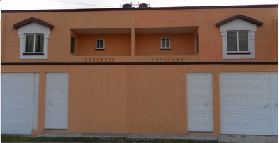 Casas Nuevas Solas En Venta 3 Recamaras, Cerca De Av.texcoco