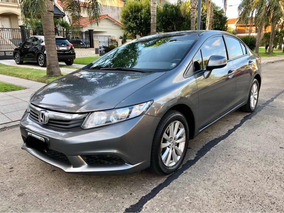 Honda Civic 1.8 Lxs At 140cv 2012