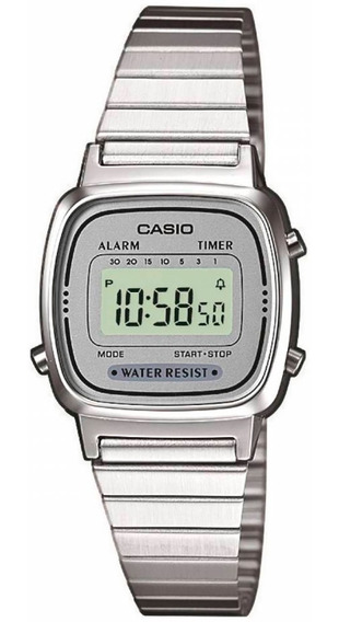 Relógio Casio Feminino La670wa-7df