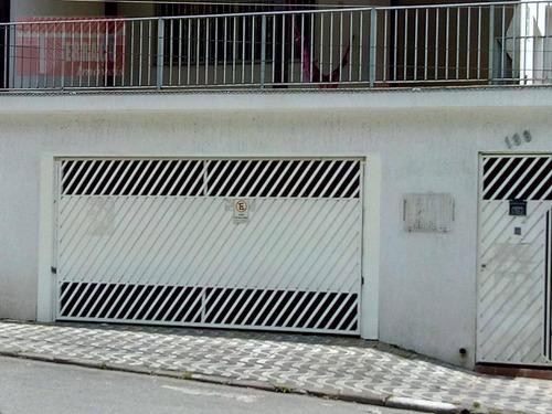 Sobrado À Venda, 250 M² Por R$ 420.000,00 - Jardim Vila Rica - Santo André/sp - So0819