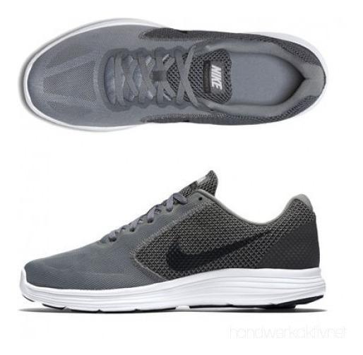 Zapatillas Nike Revolution 3 Hombre Running (mod. 819300)