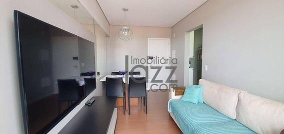 Apartamento Com 2 Dormitórios À Venda, 69 M² Por R$ 400.000 - Parque Residencial Figueira - Monte Mor/sp - Ap2765
