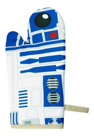 Luva Termica De Cozinha R2d2 Star Wars
