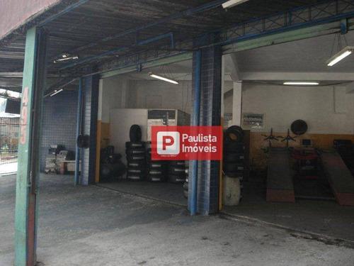 Prédio À Venda, 300 M² Por R$ 1.478.900,00 - Pedreira - São Paulo/sp - Pr0169