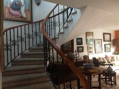 Renta Casa Amueblada En Rio Nazas, Vistahermosa, Cuernavaca.