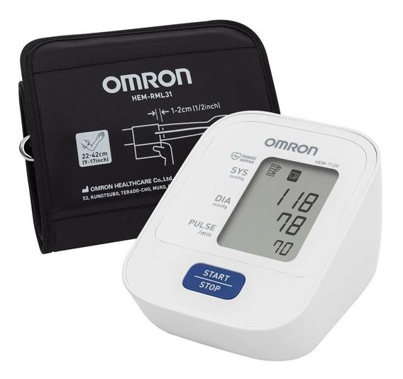Monitor De Presión Arterial De Brazo Automático Hem-7120
