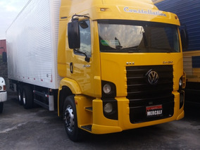 Vw 24250 Constellation Bau Plataforma Ano 2012