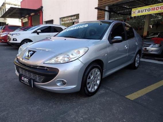 Peugeot 207 1.6 Xs Passion 16v Flex 4p Automático 2009/2009