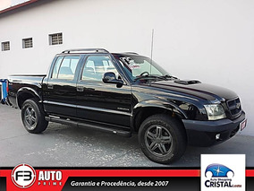 Chevrolet S10 2.8 Executive Cab. Dupla 4x4 4p Diesel