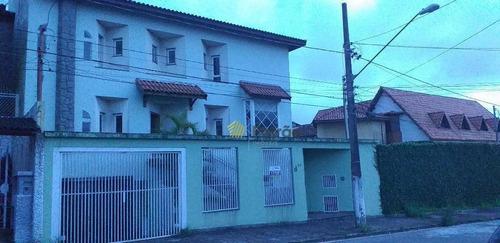 Casa À Venda, 750 M² Por R$ 2.300.000,00 - Parque Dos Pássaros - São Bernardo Do Campo/sp - Ca0496