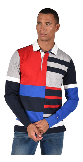 Polo Vintage Fit Tommy Hilfiger Mw0mw03732902 Hombre