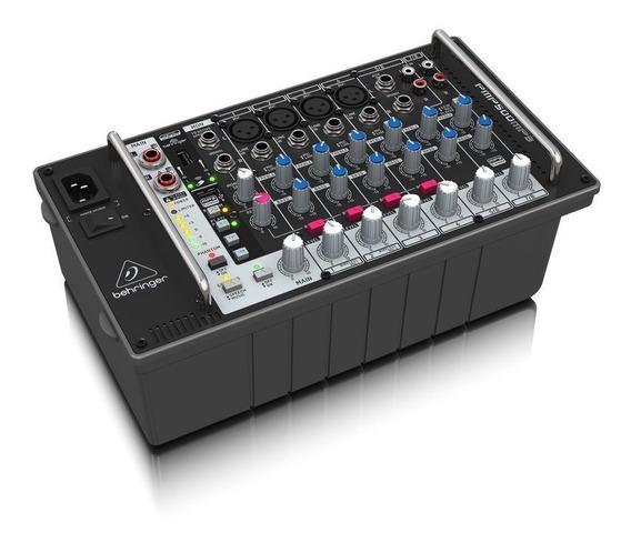 Mixer Amplificado 110v - Pmp500mp3 - Behringer