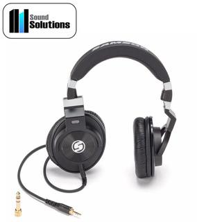 Z45 Bk Audifonos Monitoreo Samson - Sspro