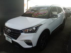 Hyundai Creta 2.0 At Flex Midia Bancos Misto Couro Tecido