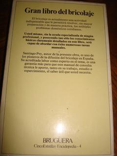 Gran Libro Del Bricolaje - Santiago Pey