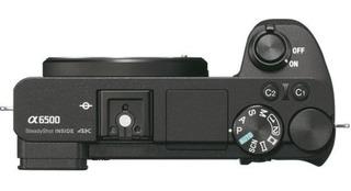 A6500 Sony Profesional Mirroless + Tripode + Bolso + Sd 64gb