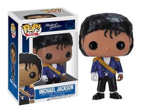 Michael Jackson Military - Funko Pop Rock Raridade